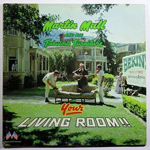 Martin Mull and His Fabulous Furniture in Your Living Room