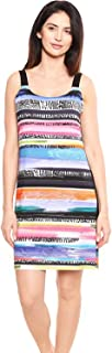 Rösch Beach 1215556-16341 Women's Dynamic Print Beach Dress