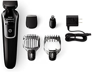 Philips Norelco QG3330/60, Multigroom 3100