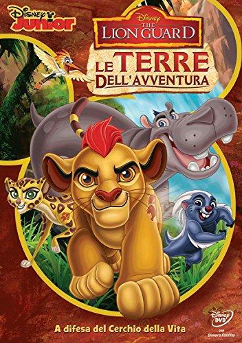 Lion Guard: Le Terre dell'Avventura (DVD)