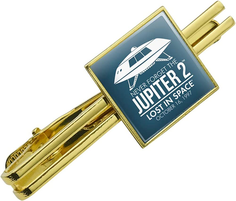 GRAPHICS MORE Max 62% OFF Sales Jupiter 2 Lost in Tie Bar Space Square Spaceship