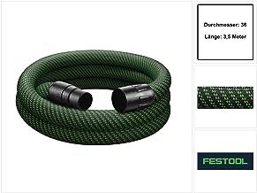 Festool 500677 Tubo de aspiraci/ón para aspiradora 500681 0W 0V