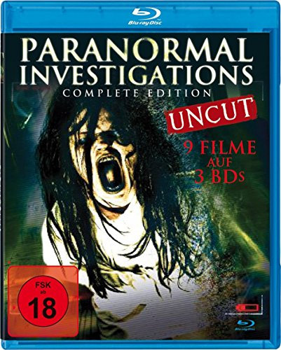 Paranormal Investigations - Complete Edition/Uncut [Blu-ray]