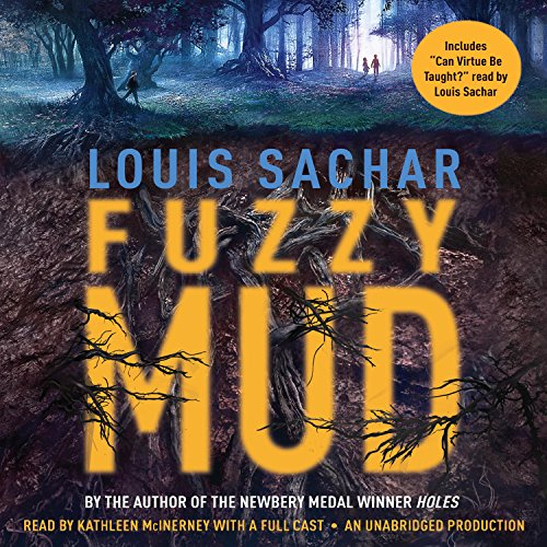 Fuzzy Mud audiobook cover art