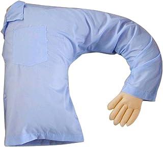 AIHOME Boyfriend - Almohada para el cuerpo de la cama, cojín para el sofá o el brazo, para una sola persona, bonita y creativa almohada