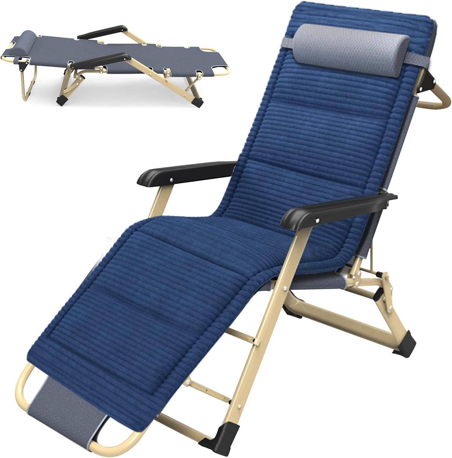 NAIZEAPatio Lounge Credence trust Chairs Patio Zero Chair Gravity Ergonomi
