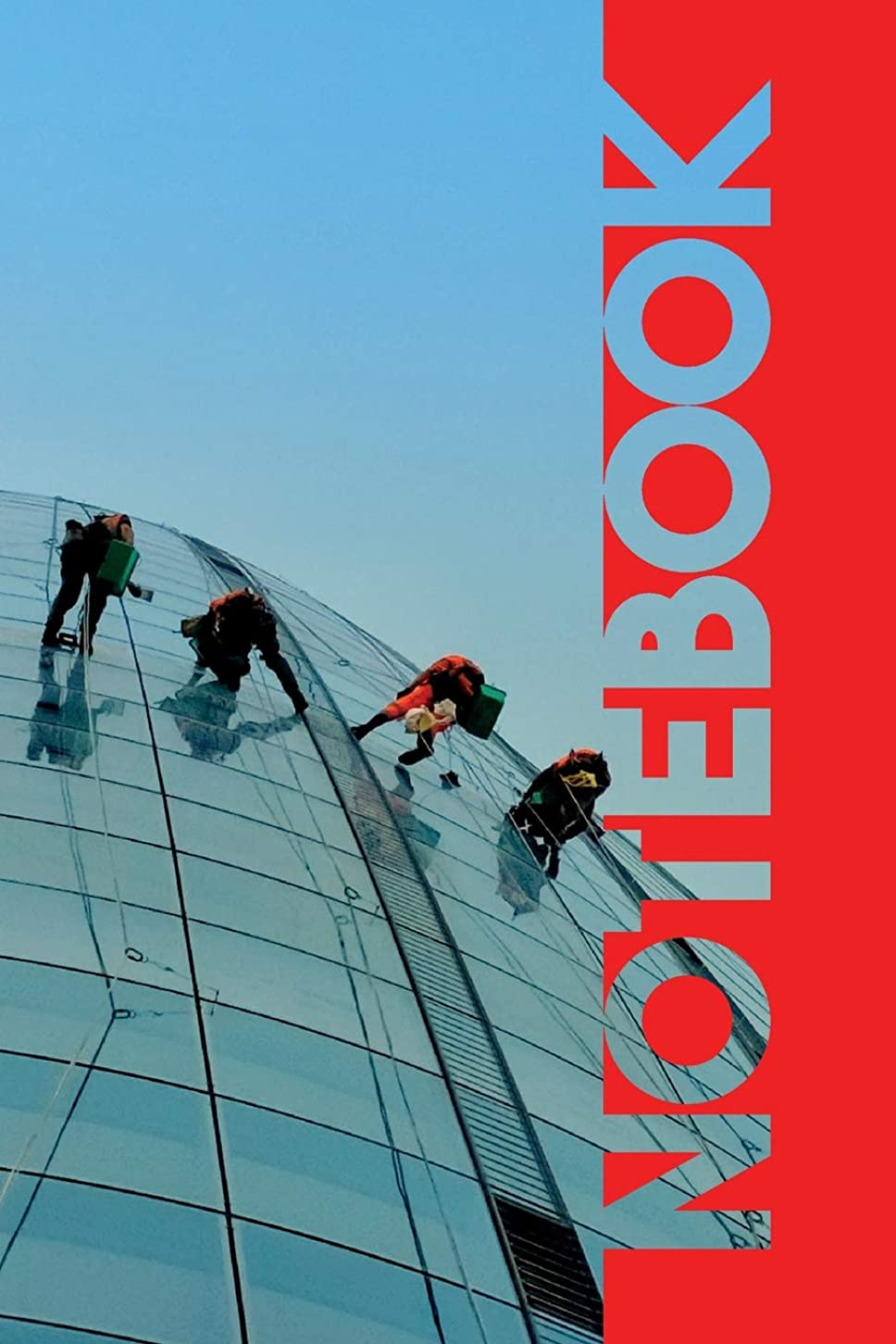 洞察力役員入札Notebook: Window Cleaning Services Practical Composition Book for High Rise Washer