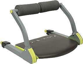 Sit ups, Multifunctionele fitnessapparatuur, verstelbare fitnessbank, Stalen frame + kunstleer, instelbare weerstand, maxi...