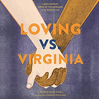Loving vs. Virginia audiobook cover art