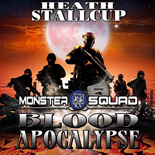 Blood Apocalypse audiobook cover art