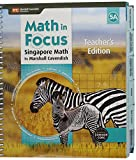 Math in Focus, Book a Grade 5: Teacher Edition (Math in Focus: Singapore Math)