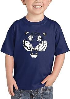 Tiger Face - Fierce Spirit Animal Infant/Toddler Cotton Jersey T-Shirt