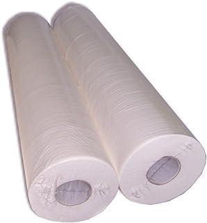Storepil - Drap d'examen blanc protection épilation - 2 rouleaux