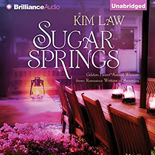 Sugar Springs audiobook cover art