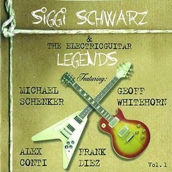 Siggi Schwarz & the Electric Guitar Legends (feat. Michael Schenker, Geoff Whitehorn, Alex Conti, Frank Diez)