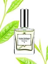 天然緑茶アロマ香水 グリーンティーシリーズ 8月すずかぜいたる香り(15ml)