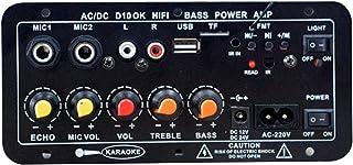 Homyl 30-120W Bluetooth Suporte de Placa Placa Amplificador de Áudio Amp 220V/12V/24V Casa carro Subwoofer Mono Estéreo Ka...