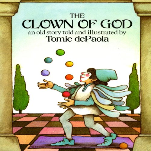 The Clown of God audiobook cover art