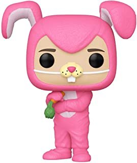 Funko 41952 POP TV: Friends-Chandler as Bunny S3 Collectible Toy, Multicolour