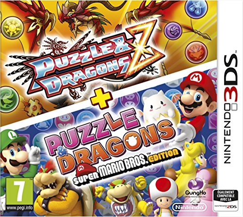 Puzzle & Dragons Z + Puzzle Dragons Super Mario Bros. édition
