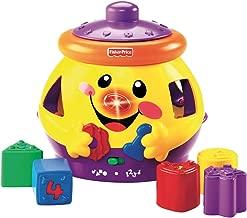 Fisher-Price Galleta sorpresa aprendizaje, juguete para bebé +6 meses (Mattel H8184)