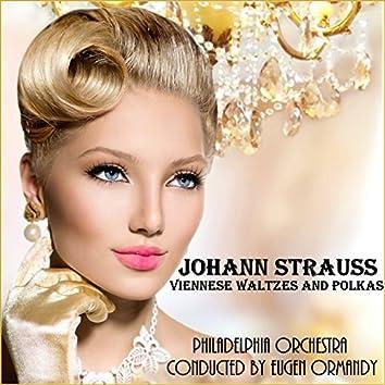 Johann Strauss II: Viennese Waltzes and Polkas