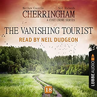 The Vanishing Tourist (Cherringham - A Cosy Crime Series: Mystery Shorts 18) cover art