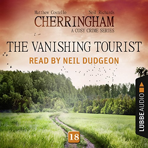 The Vanishing Tourist (Cherringham - A Cosy Crime Series: Mystery Shorts 18) audiobook cover art