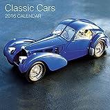 Classic Cars 2016 Calendar (Calendars 2016) by Peony Press (2015-07-31)