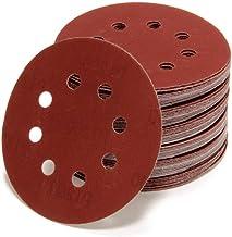 Woltersberger Tarcze szlifierskie Ø 125 mm - czerwone, P1200