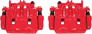 REAR Premium Grade Semi-Loaded OE Caliper Assembly Set Kit Callahan CCK02832 FRONT 4