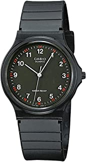 MQ24-1B 3-Hand Analog Water Resistant Watch