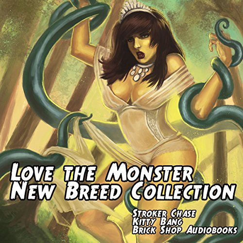 Love the Monster: New Breed Collection audiobook cover art