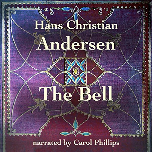 The Bell audiobook cover art