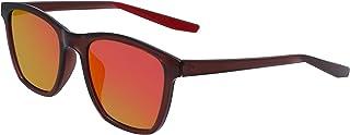 Nike CT8130-233 Stint M Sunglasses Pueblo Brown Frame Color, Dark Brown Lens Tint