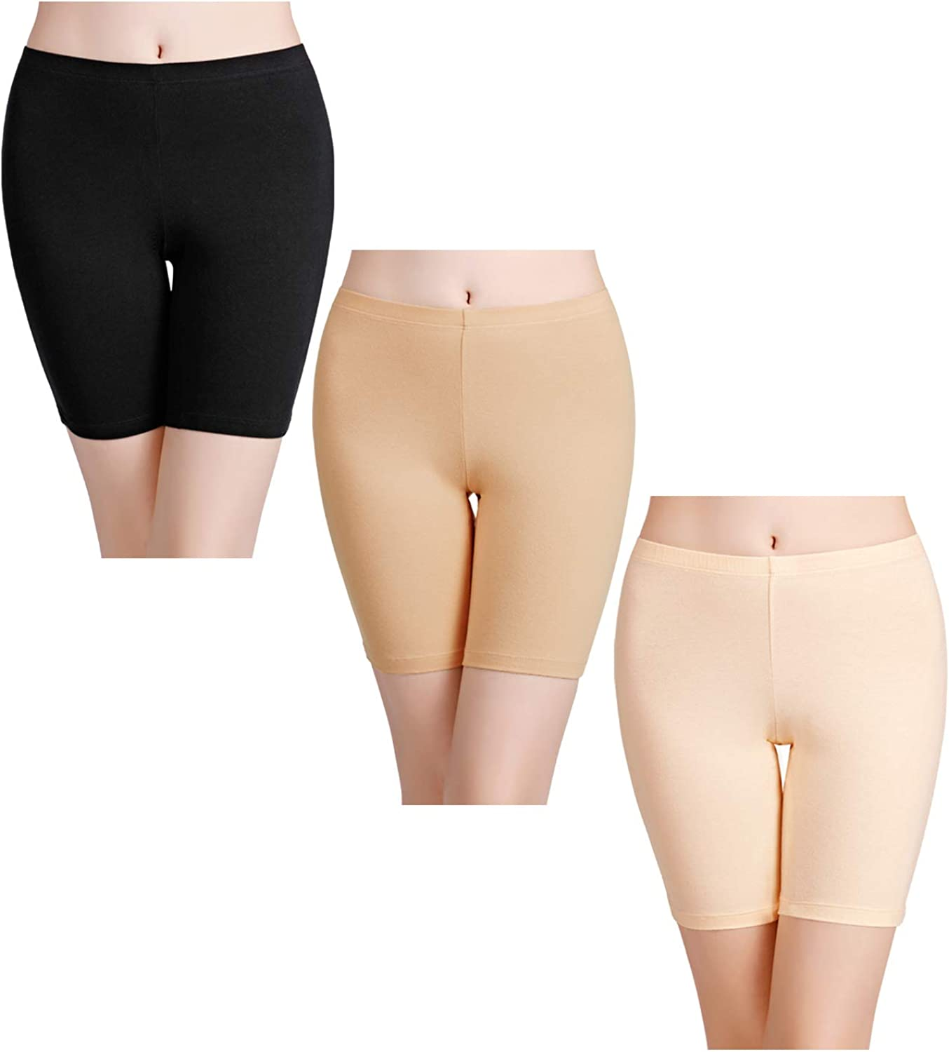 wirarpa Women's Anti Chafing Cotton Underwear Shorts Le Challenge the lowest price Boy free shipping Long