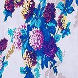 Ramo de flores de viscosa, natural, precio por 0,5 metros