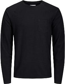 Jack & Jones Men's Jjeterry Sweat O-Neck Noos Sweatshirt