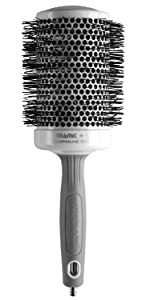 Olivia Garden Ceramic + Ion Round Thermal Hair Brush (not electrical)