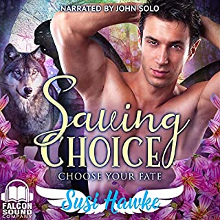 Saving Choice  cover art