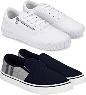 ARMADO Combo Pack of 3,Sports Running Shoe for Men