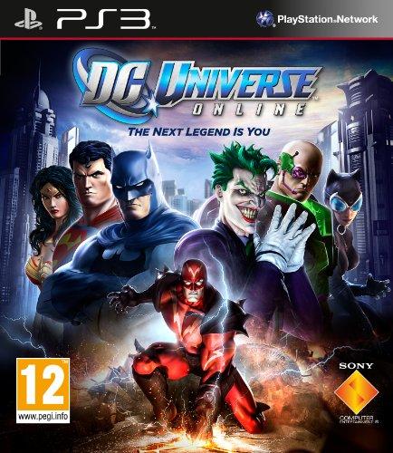 DC Universe Online (PS3) [Importación inglesa]