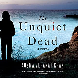 Unquiet Dead cover art