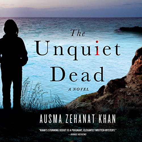 Unquiet Dead book cover