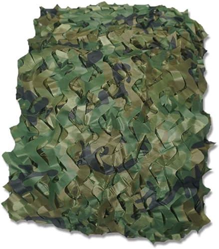 Mmm1 Filet de Camouflage Jungle Camouflage - Filet de Camouflage Jungle Filet de Prougeection Solaire Filet de décoration intérieure Net Couverture de Montagne Verte (6 Tailles) (Taille   3×4m)