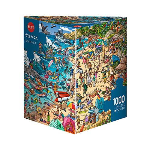 Seashore: 1000 Teile