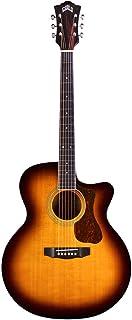 GUILD ウエスタリー コレクション フレイムメイプル ジャンボタイプ ギター PU付 F-250CE DELUXE