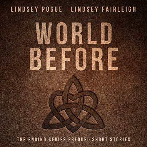 World Before: A Collection of Stories audiobook cover art