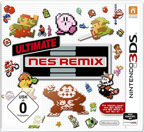 Ultimate NES Remix [import allemand]