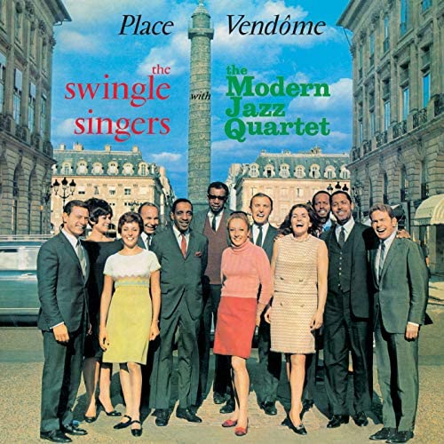 The Swingle Singers & The Modern Jazz Quartet